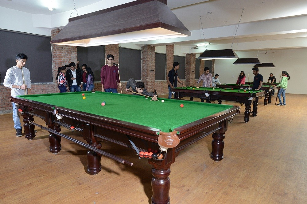 billiards in KCC