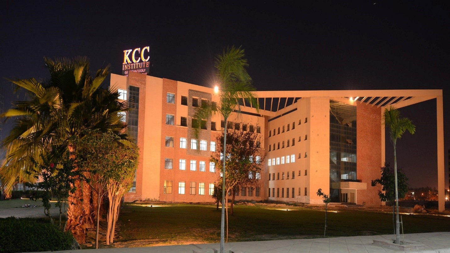 kcc btech college