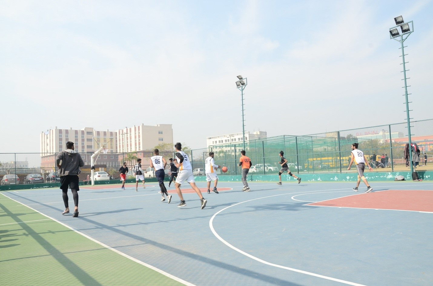 sports at kcc institutes